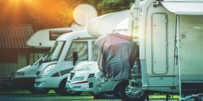 3 Tips for Off-Season RV Parking, Gales Ferry, Connecticut