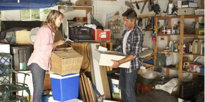 5 Garage Cleanout Steps to Get Organized, Northeast Dallas, Texas