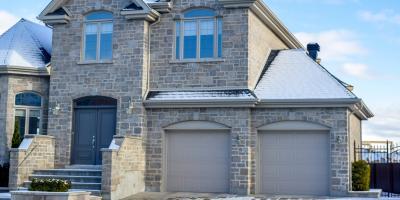 3 Popular Styles of Garage Doors, Middletown, Ohio