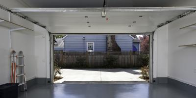 How Do Garage Door Safety Sensors Work?, Milford, Connecticut