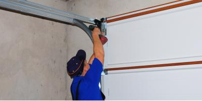 3 Reasons to Leave Garage Door Repairs to the Professionals, Tomah, Wisconsin