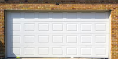 Milford Garage Door Service Shares 3 Common Overhead Door Mistakes, Milford, Connecticut