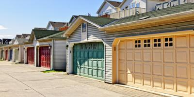 Top 3 Signs It's Time to Replace Your Garage Door, Ellicott City, Maryland