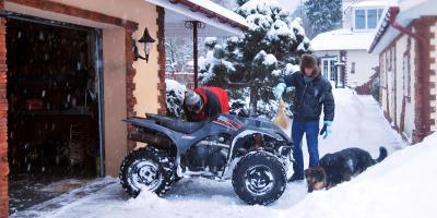 Winterizing Your Garage Floor, Monroe, Ohio