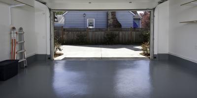 3 Signs You Should Update Your Garage Floor Coating, Andover, Minnesota