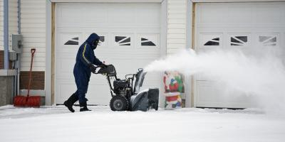 3 Ways the Winter Can Affect Your Garage, Greece, New York