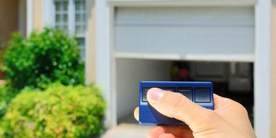 Your Guide to Choosing a New Garage Door Opener, Middletown, Ohio