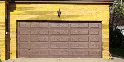 4 Parts That Make Up a Garage Door, Ballwin, Missouri