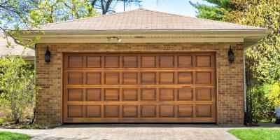 3 Ways to Seal Your Garage Door, Williamsport, Pennsylvania