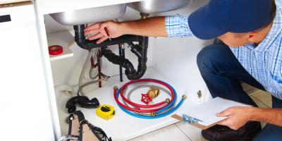 3 Main Reasons Garbage Disposals Leak From the Bottom, Lexington-Fayette, Kentucky