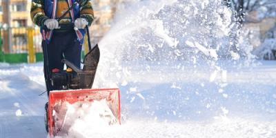 3 Benefits of Snow Blowers for Homeowners, De Motte, Indiana