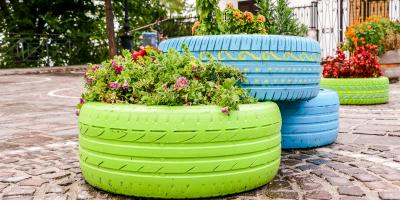 3 Upcycling Ideas to Improve Your Garden's Landscape, Honolulu, Hawaii