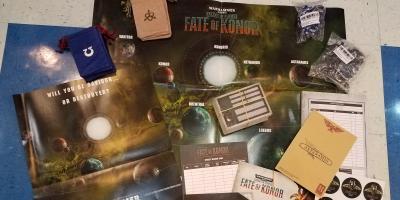 FATE OF KONOR TO START 7/27/17, Tampa, Florida