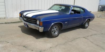 Tulsa Auction - 33 Classic Cars, Tulsa, Oklahoma