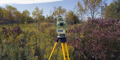 What Role Have Land Surveyors Played in History? , Milledgeville, Georgia