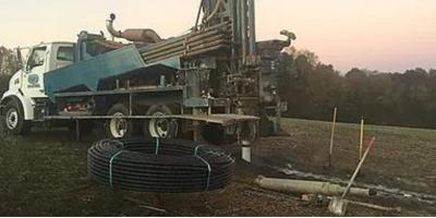 How a Geothermal Test Hole Helps With Water Well Installation, Kannapolis, North Carolina