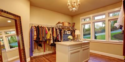 3 Advantages of Installing a Closet Island, Rochester, New York