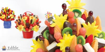 Kick Off The New Year With a Healthy Gift Basket From Edible Arrangements, Newport, Kentucky
