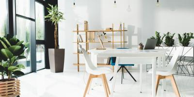 5 Simple Ways to Add Light Into Your Office, High Point, North Carolina