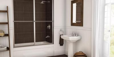 5 Factors to Think About When Choosing Shower Glass Doors, Greece, New York