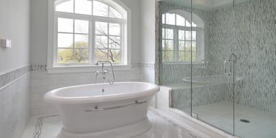 Which Type of Glass Shower Enclosure Should You Choose?, Woodburn, Oregon