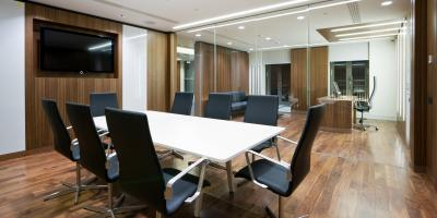3 Advantages of Adding Glass Windows, Walls, & Doors to Your Office, Newark, Ohio
