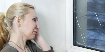 How to Manage a Window Crack, Fairbanks, Alaska