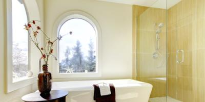 The Pros & Cons of Opaque & Transparent Shower Glass Doors , Buffalo, Minnesota