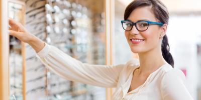 3 Tips for Picking Out the Best Glasses Frames, Norwich, Connecticut