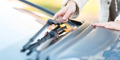 3 Ways Your Windshield Wipers Can Damage Your Auto Glass, Cincinnati, Ohio