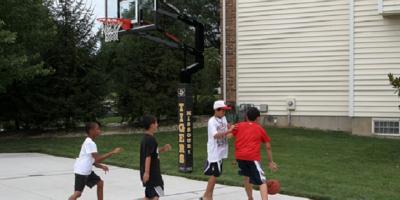 3 Fun Basketball Games, Urbandale, Iowa