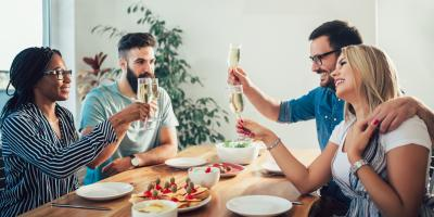 5 Wine & Cheese Pairings for a Virtual Happy Hour, Port Jervis, New York
