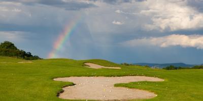 3 Tips for Playing Golf in the Rain, Ewa, Hawaii