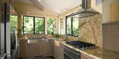 3 High-End Kitchen Countertop Materials to Consider, Grant, Nebraska