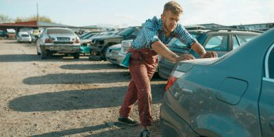 3 Myths About Selling Your Car to a Junkyard, Goshen, Ohio