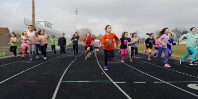 Girls on the Run Dayton 5K May 13th, Washington, Ohio