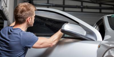 How Dark Can Window Tinting Be for Cars in Illinois?, Granite City, Illinois