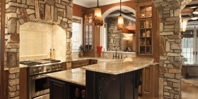 Contractors Share the Features & Benefits of Granite Countertops, Jackson, California