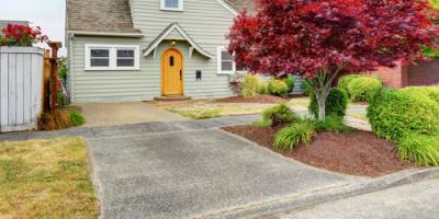 How to Determine the Best Material to Use for Your Driveway, Cincinnati, Ohio