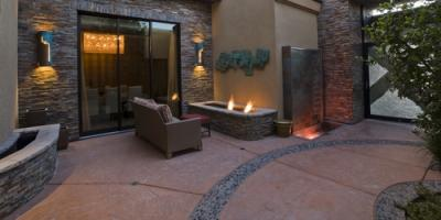 3 Beautiful & Affordable Concrete Design Options, Victor, New York
