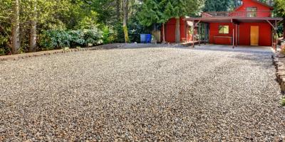 5 Tips to Prepare a Base for a Gravel Driveway, Victor, New York