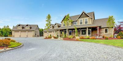 Gravel Suppliers Discuss 3 Options for Your Driveway, Manchester, Connecticut