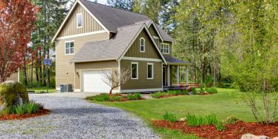 5 Gravel Options to Consider for Your Driveway, Butler, Kentucky