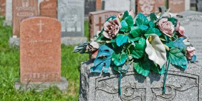 Le Roy's Trusted Gravestone Maker Discusses Decorations, Le Roy, New York