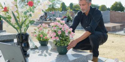 Which Items Should You Leave at a Grave?, Willimantic, Connecticut