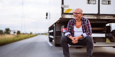 3 Myths About Being a Truck Driver , Columbia, Ohio