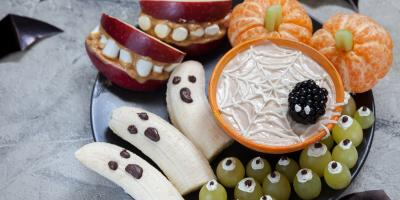 3 Healthy Halloween Snacks for Young Athletes, Greece, New York