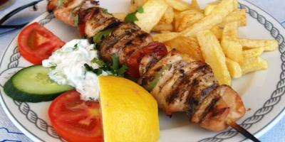What's the Difference Between Souvlaki & Gyros?, New York, New York