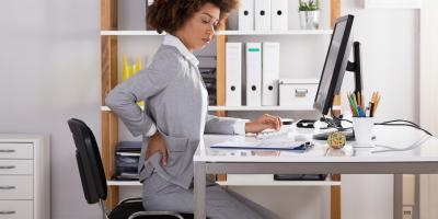 4 Unbeatable Ways To Ease Neck & Back Pain From Your Desk Job, Sumner, North Carolina