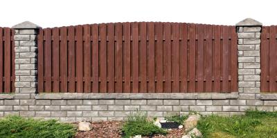 4 Benefits of Choosing a Wood Fence for Your Property, Greensboro, North Carolina